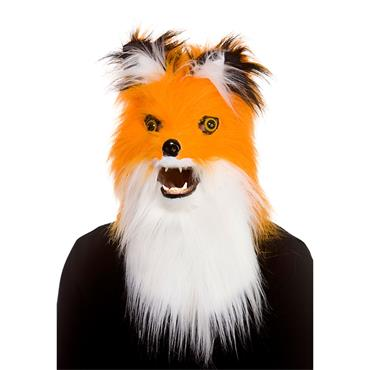 Fox Mask With Moving Mouth