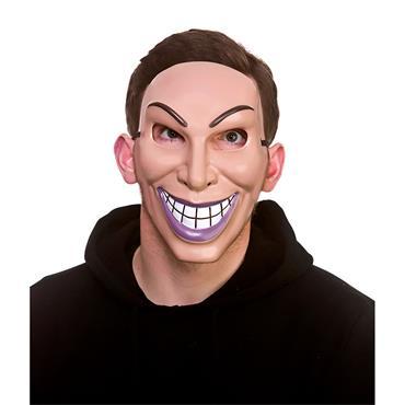Freaky Robber Mask - Man
