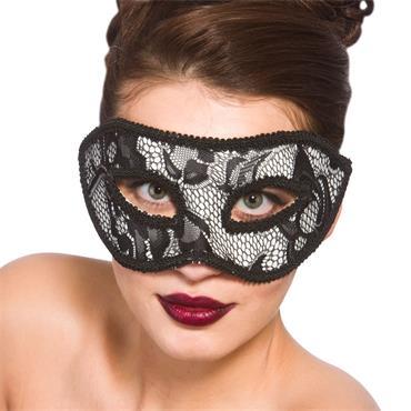 Lucia Eyemask - Black