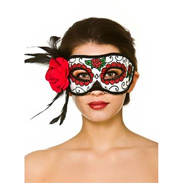 Deluxe Day of the Dead Eyemask