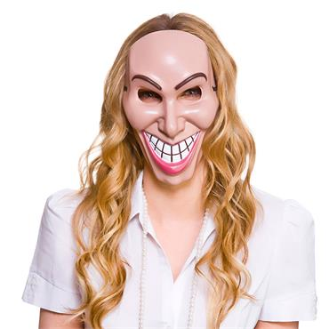 Freaky Robber Mask - Woman