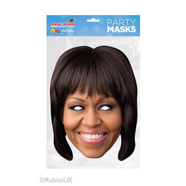Michelle Obama Face Mask