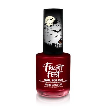 Nail Polish - Blood Red