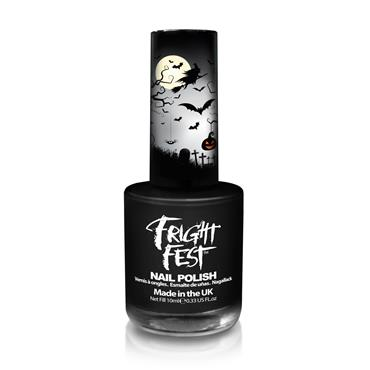 Nail Polish - Black Dracula