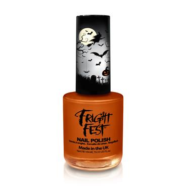 Nail Polish - Pumpkin Orange