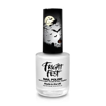 Nail Polish - Ghost White