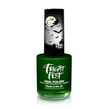 Nail Polish - Zombie Green