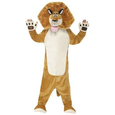 Madagascar Alex The Lion Costume