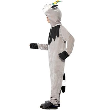 Madagascar King Julien The Lemur Costume