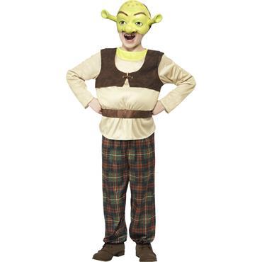 Shrek Kids Costume