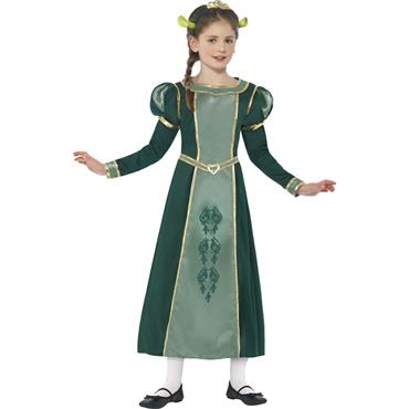Princess Fiona (Shrek) Costume - Child