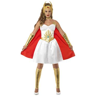 She-Ra Latex Costume