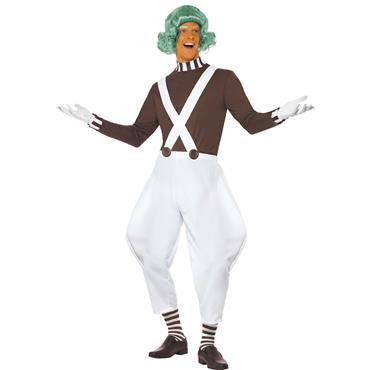 Candy Creator Male Costume