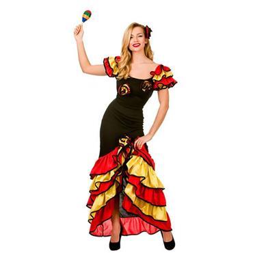 Rumba Dancer Costume