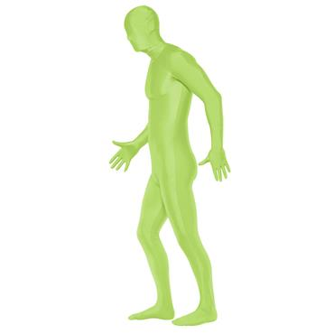 Second Skin Suit - Green