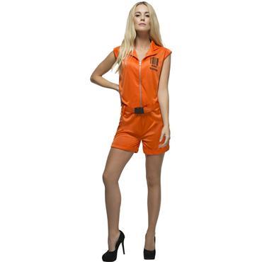 Fever Convict Queen Costume