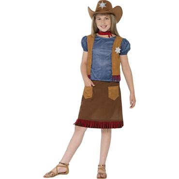 Western Babe Cowgirl Costume