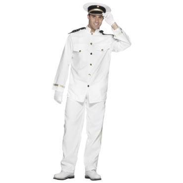 Captain Uniform Costume