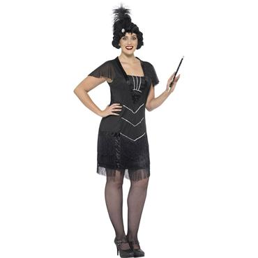 Curves Flapper Costume