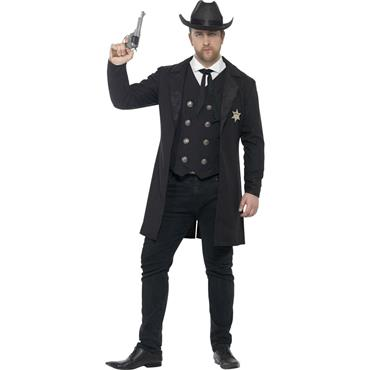 Curves Sheriff Costume