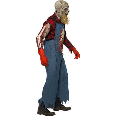 Hillbilly Zombie Costume