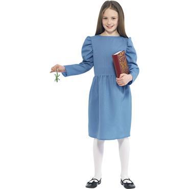 Roald Dahl Matilda Costume