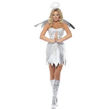 Fever Angel Shimmer Dress