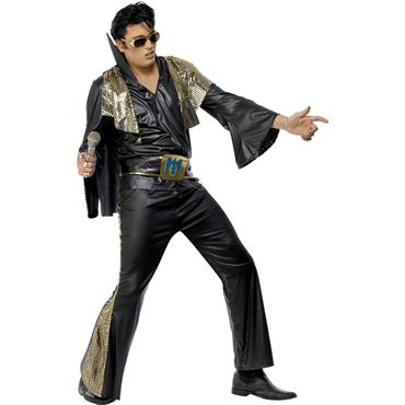 Elvis (Black) Costume