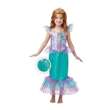 Disney Glitter & Sparkle - Ariel (Little Mermaid) Costume