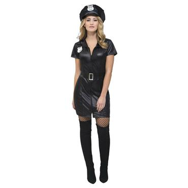Fever Sexy Cop Uniform Costume