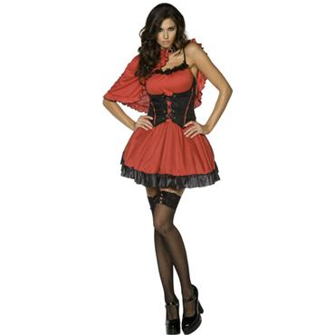 Fever Sexy Red Riding Hood Costume
