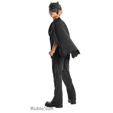 Batman Child Cape with Mask
