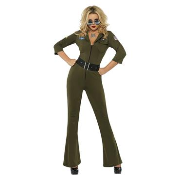 Top Gun Hottie Costume