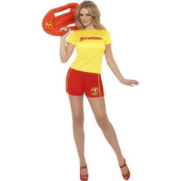 Baywatch Casual Costume