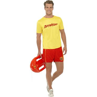 Baywatch Casual Male Costume