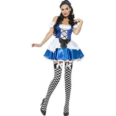 Fever Alice (Alice in Wonderland) Costume
