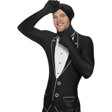 Second Skin Tuxedo Costume