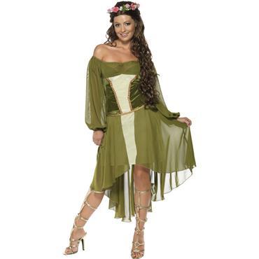 Fair Maiden Costume
