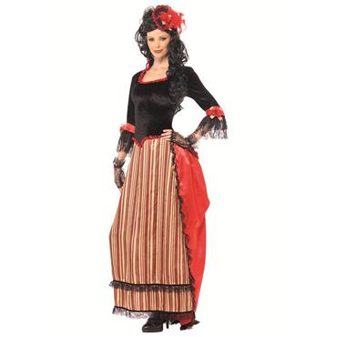 Western Authentic Town Costume