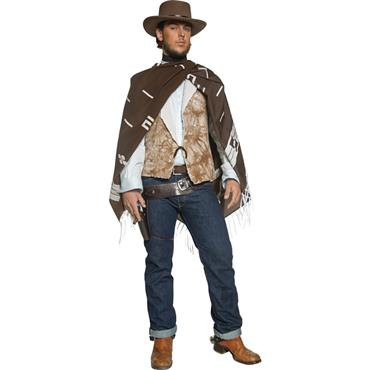 Authentic Western Wandering Gunman