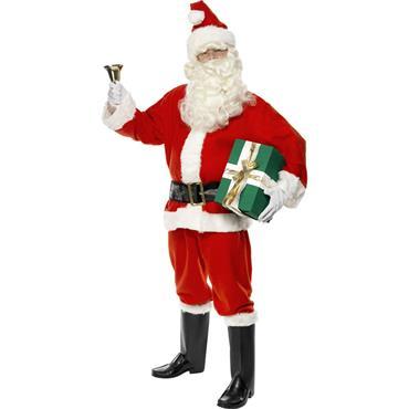 Santa Deluxe Costume