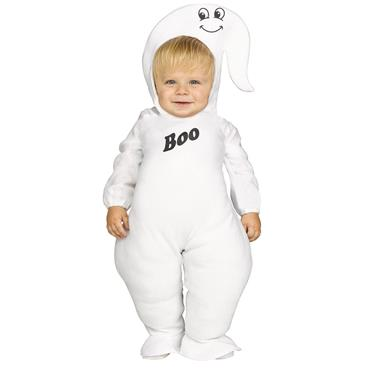 Lil' Puffy Ghost Toddler Costume