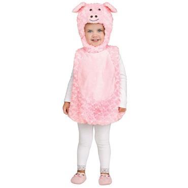 Lil' Piglet Toddler Costume