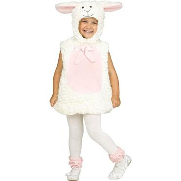 Sweet Lil' Lamb Toddler Costume
