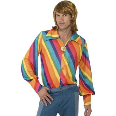 70's Rainbow Shirt - Pride