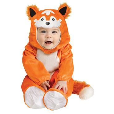 Toddler Baby Fox Costume