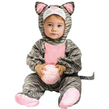 Toddler Little Stripe Kitten Costume