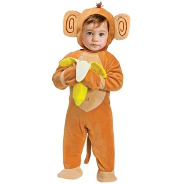Toddler Going Bananas Costume