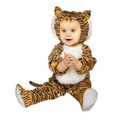 Cuddly Tiger Costume
