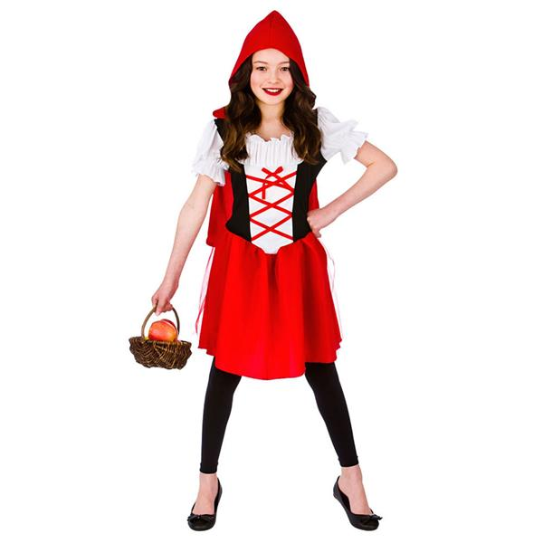 Little Red Riding Hood Costume Fancy Dress Dress Up Party
